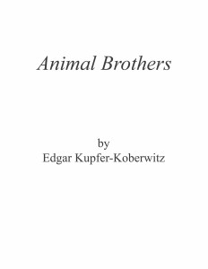Animal-brothers-title-page-graphic
