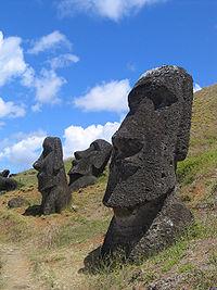 Easter Island status symbol