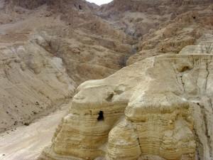Qumran, Cave 4 (Effi Schweizer)